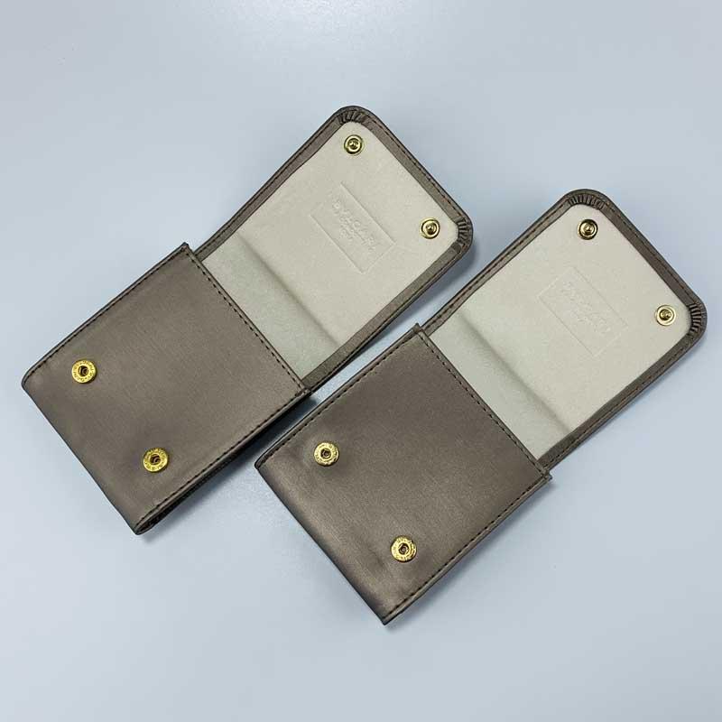 Custom PU Leather Jewelry Pouch-2