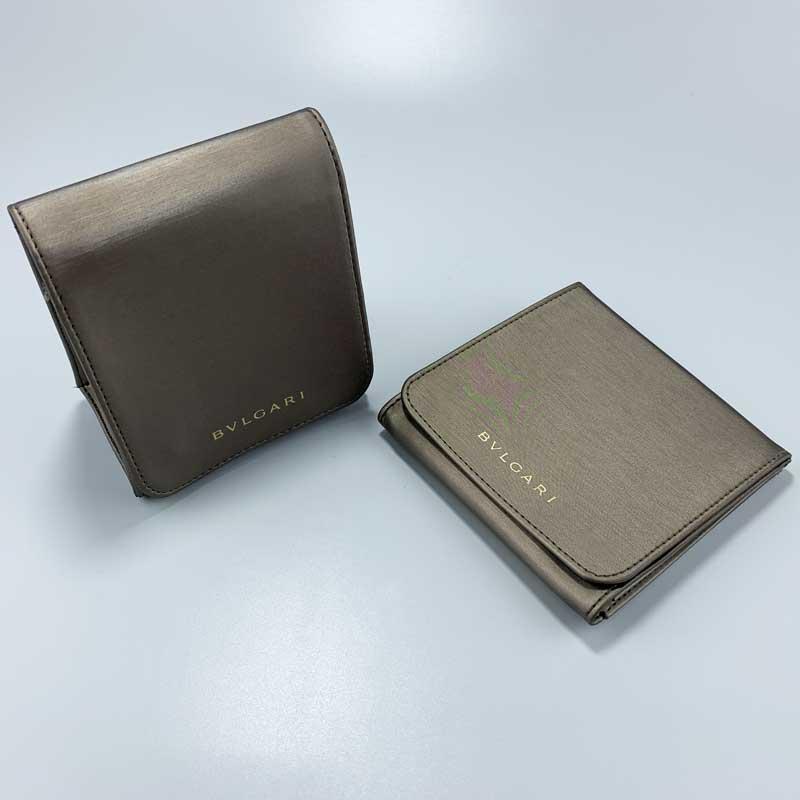 Custom PU Leather Jewelry Pouch-3