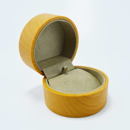 Custom Round Pendants Jewelry Box-1
