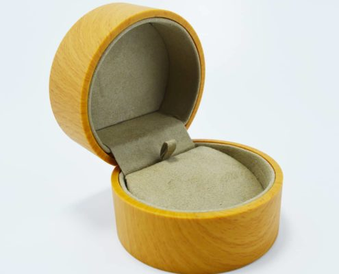 Custom Round Pendants Jewelry Box-1
