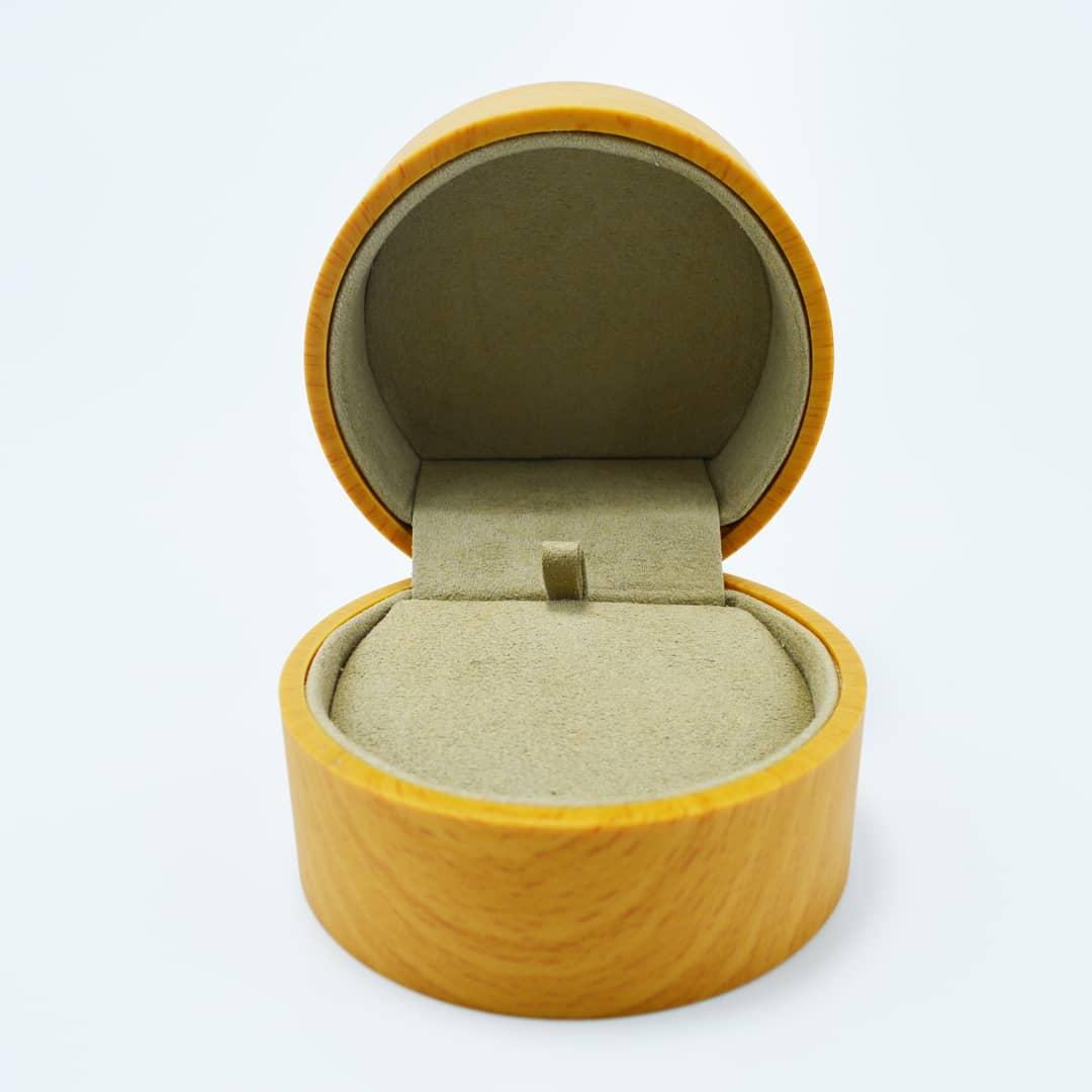 Custom Round Pendants Jewelry Box-2