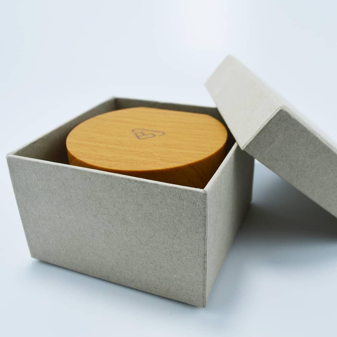 Custom Round Pendants Jewelry Box-4