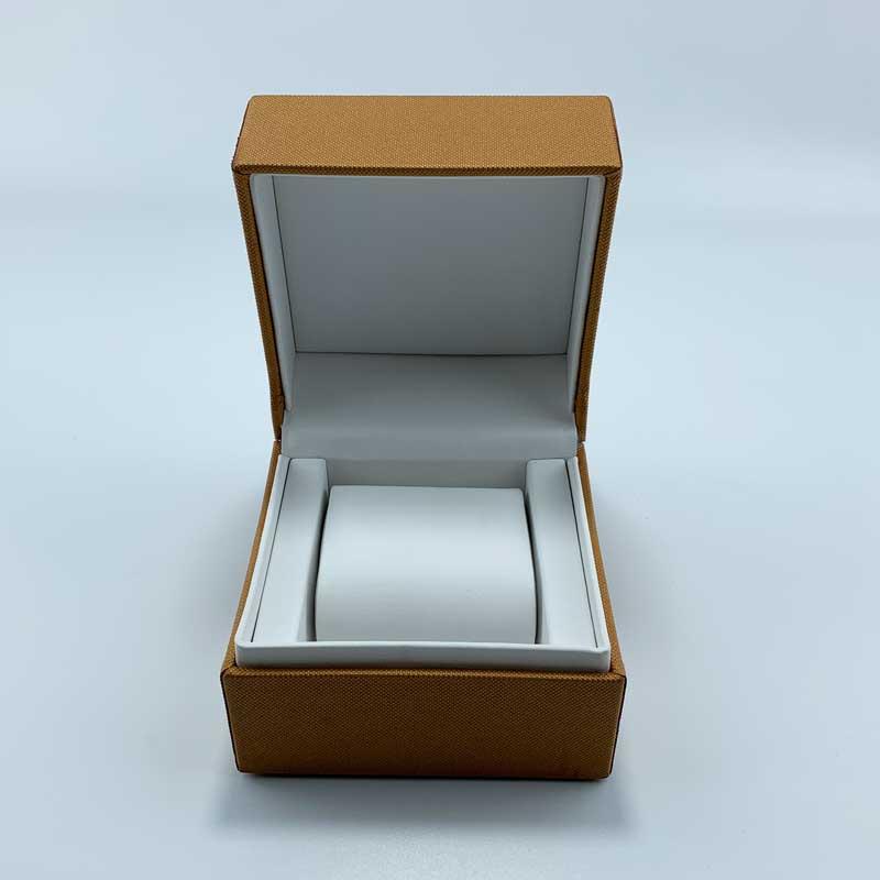 Custom Textured Paper Watch Box-1