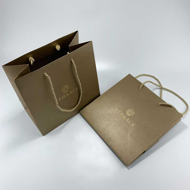 Jewelry Paper Gift Bag-4