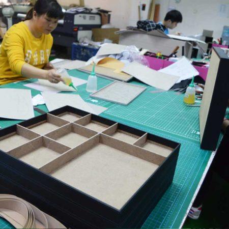 Jewelry Display Trays Samples Making