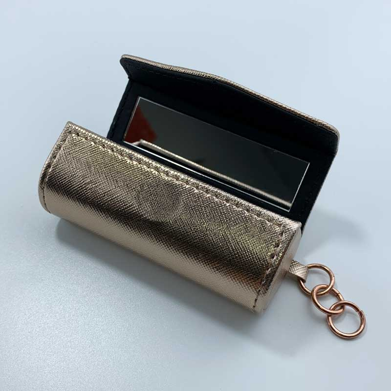 PU Leather Lipstick Packaging Box-2