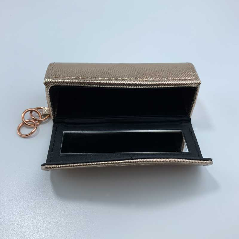 PU Leather Lipstick Packaging Box-4