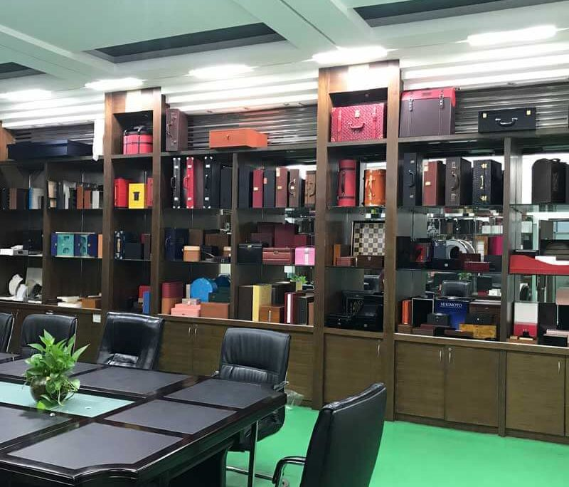Tenda Pack Samples Show Room