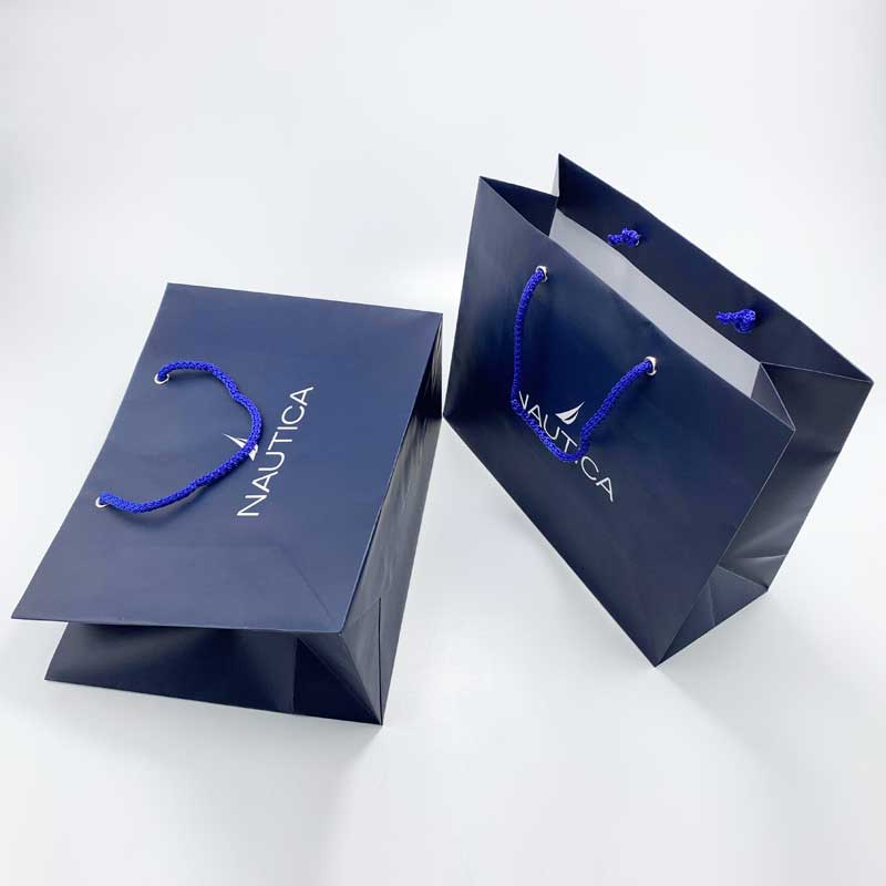 Apparel Clothing Garment Shopping Paper Carrier Bags (1)