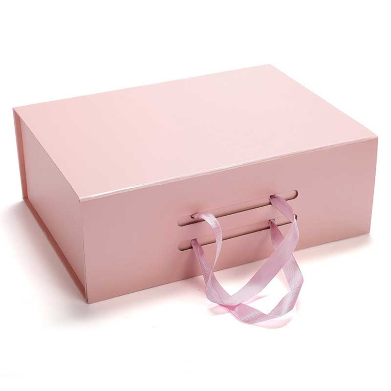 Custom Apparel Cloth Collapsible Packaging Boxes 2
