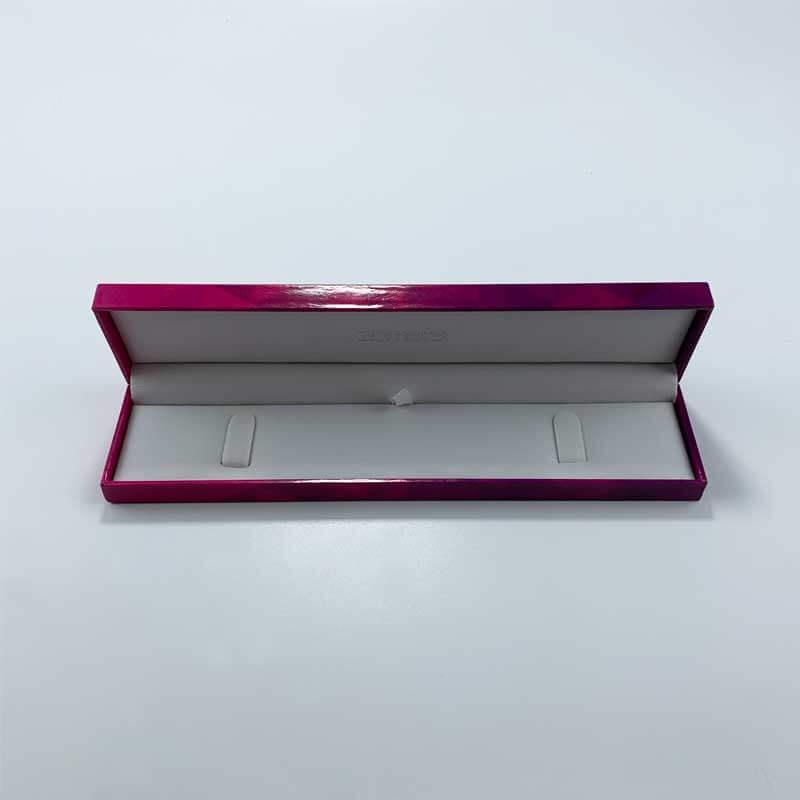 Custom printed necklace bracelet jewelry boxes-1