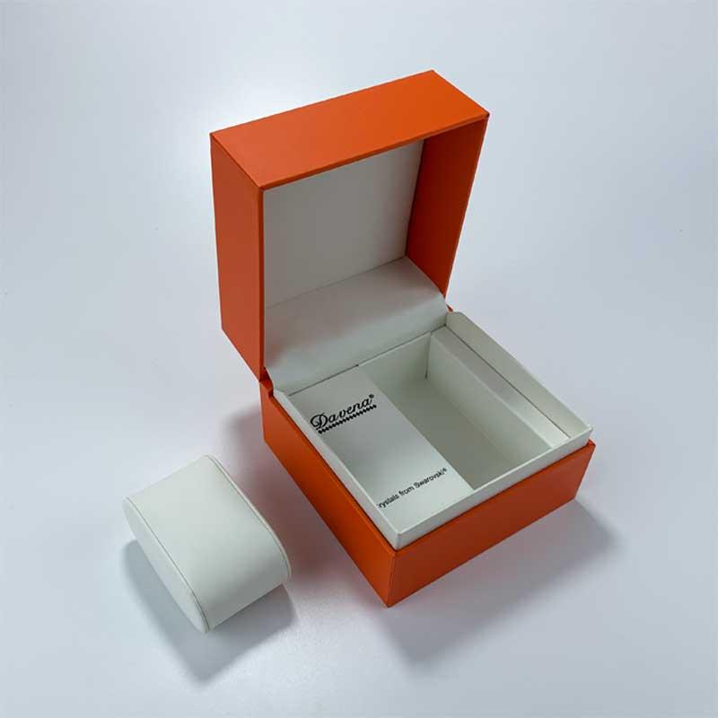 Elegant Custom printed watch packaging boxes-2