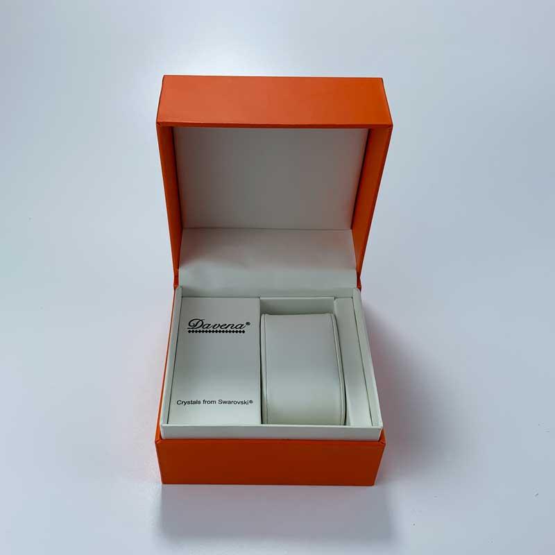 Elegant Custom printed watch packaging boxes-4