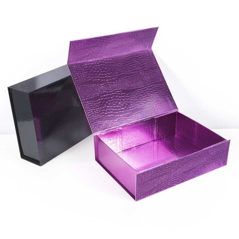 Fodable Collapsible Paper Boxes Factory Supplier Wholesaler (2)