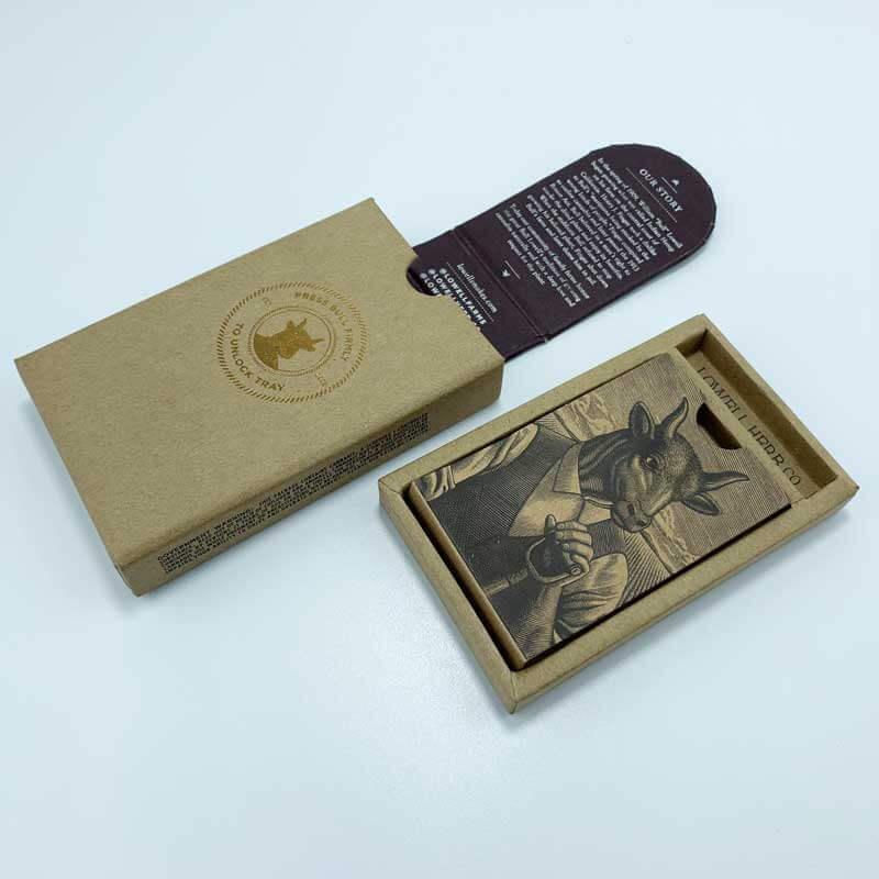 Printed cardboard cigarette cannabis drawer box-3