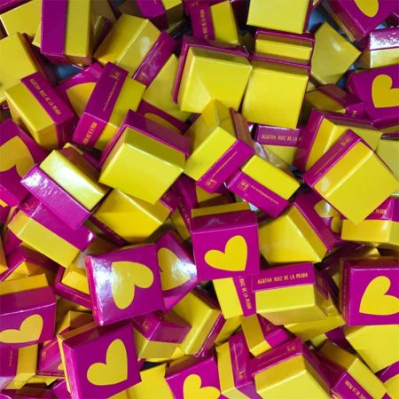 Tiny Paper Boxes