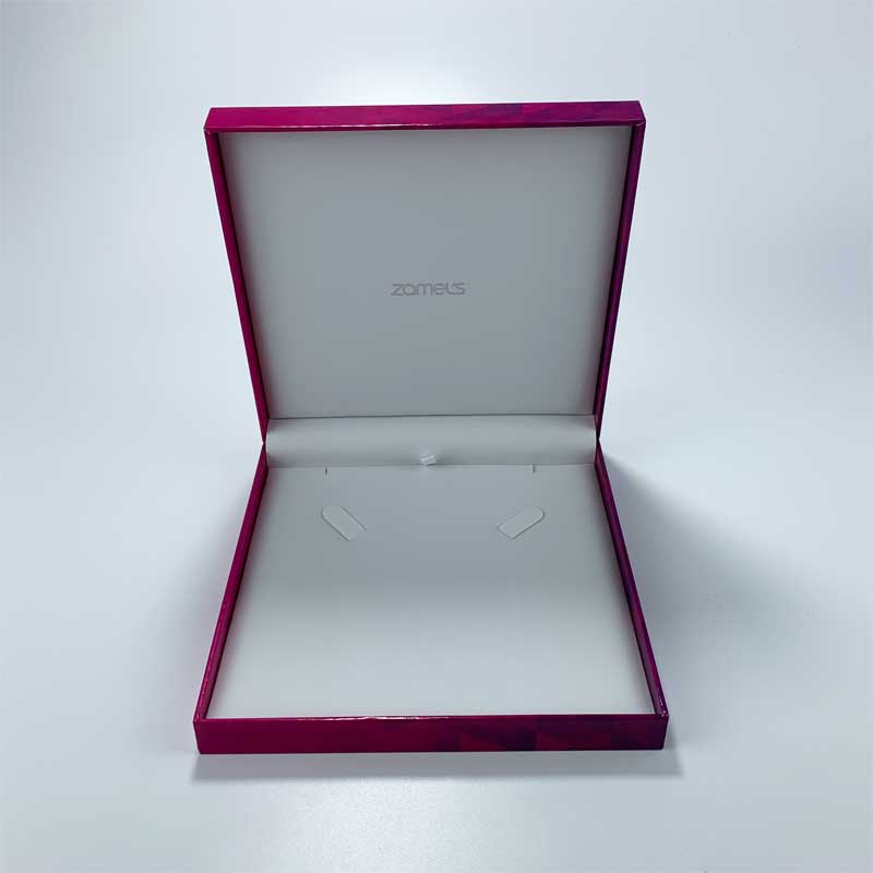 cheaper red pink jewelry jewellery boxes-1