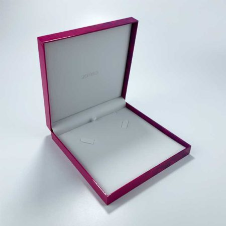 cheaper red pink jewelry jewellery boxes-2