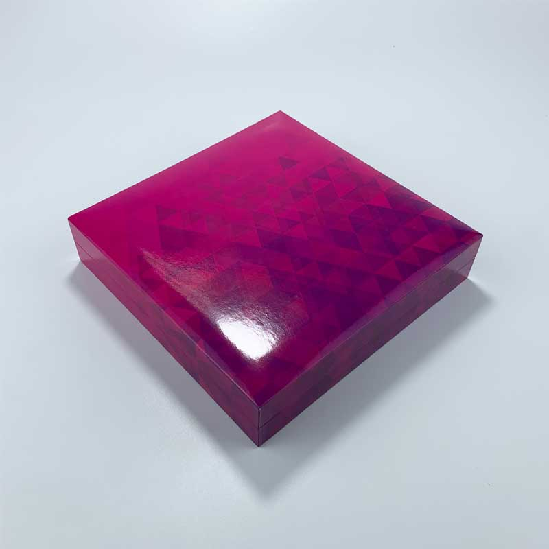 cheaper red pink jewelry jewellery boxes-3