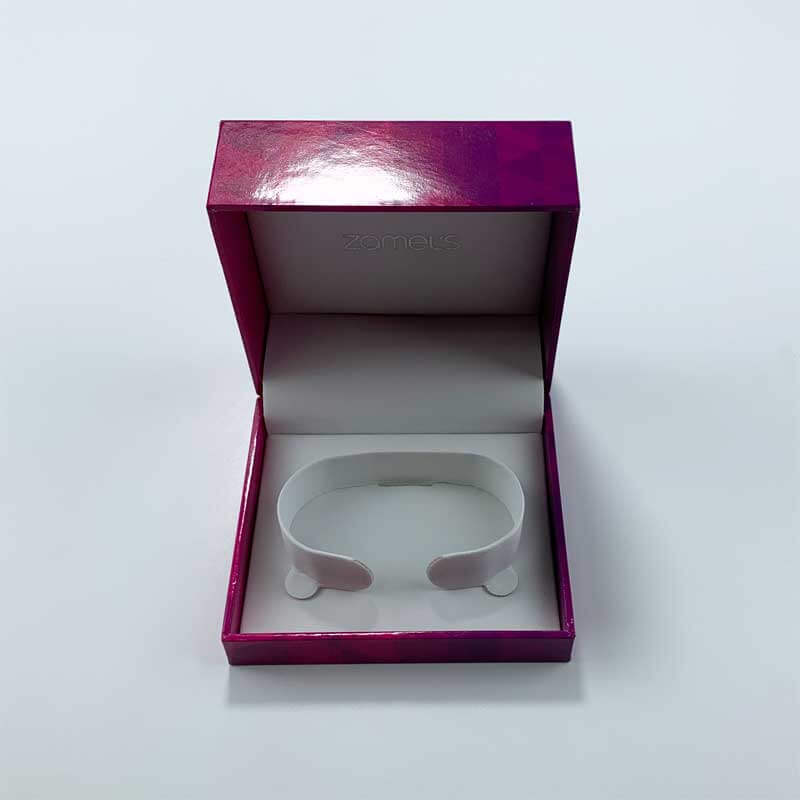 colorfull printed paper jewelry box-1