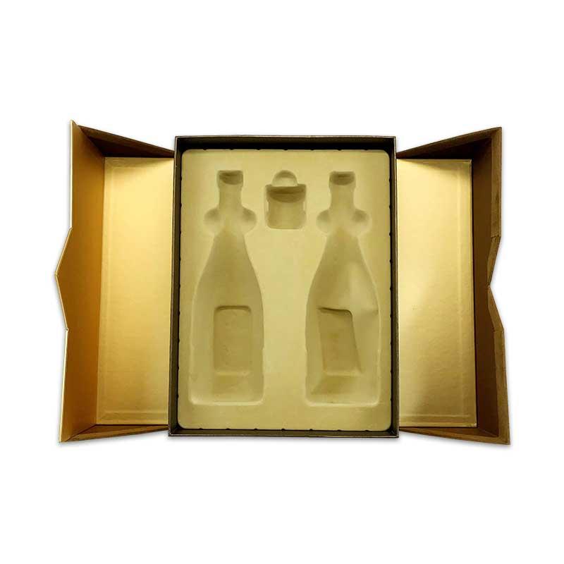 2 Bottles Wine Gift Boxes Set Wholesale-2
