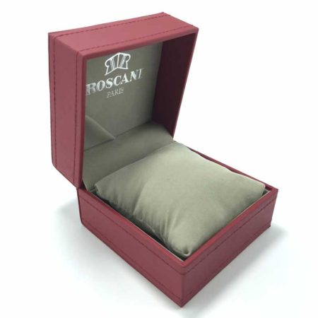 Artificial Leather Watch Boxes Watch Case-3