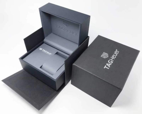 Branded watch jewelry display storage boxes-1
