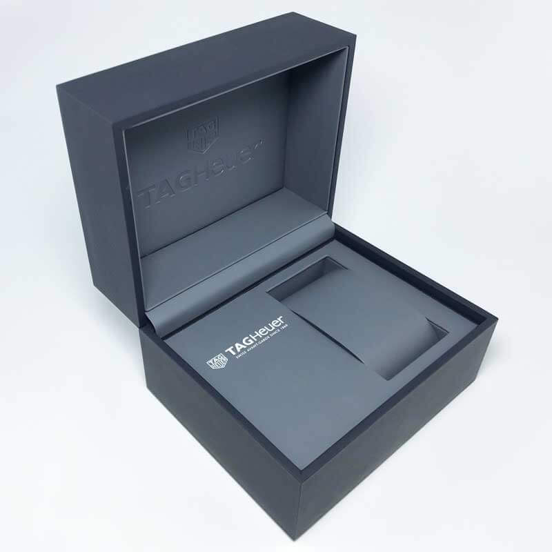 Branded watch jewelry display storage boxes-4