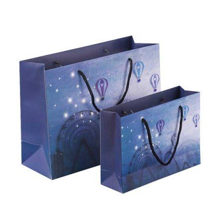 Custom Big Large Gift Paper Bags (6)