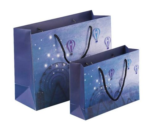 Custom Big Large Gift Paper Bags (6)