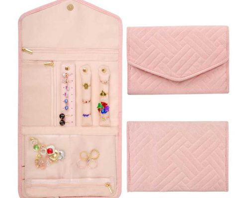 Custom Jewelry Organizer Travel Bags-1