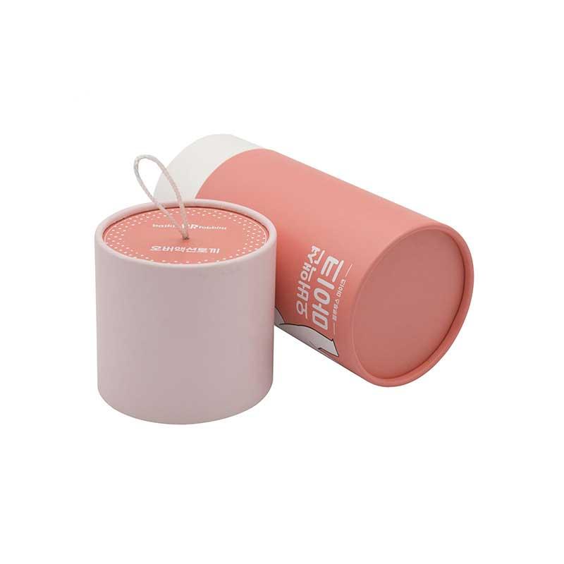 Custom Printed Paper Tube Packaging Boxes (1)