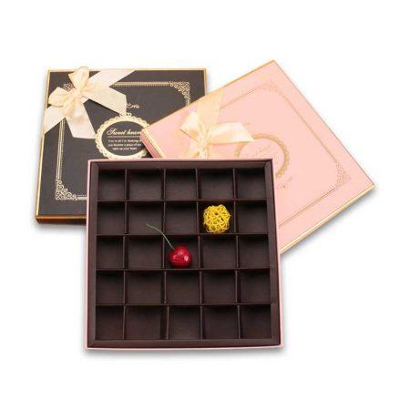 Custom Printed Truffle Dessert Gift Boxes3