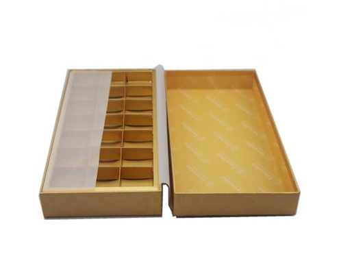 Customized Elegant Chocolate Packaging Boxes-4