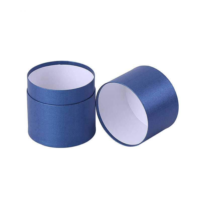 Cutom Paper Tube Containers with Lids (2)