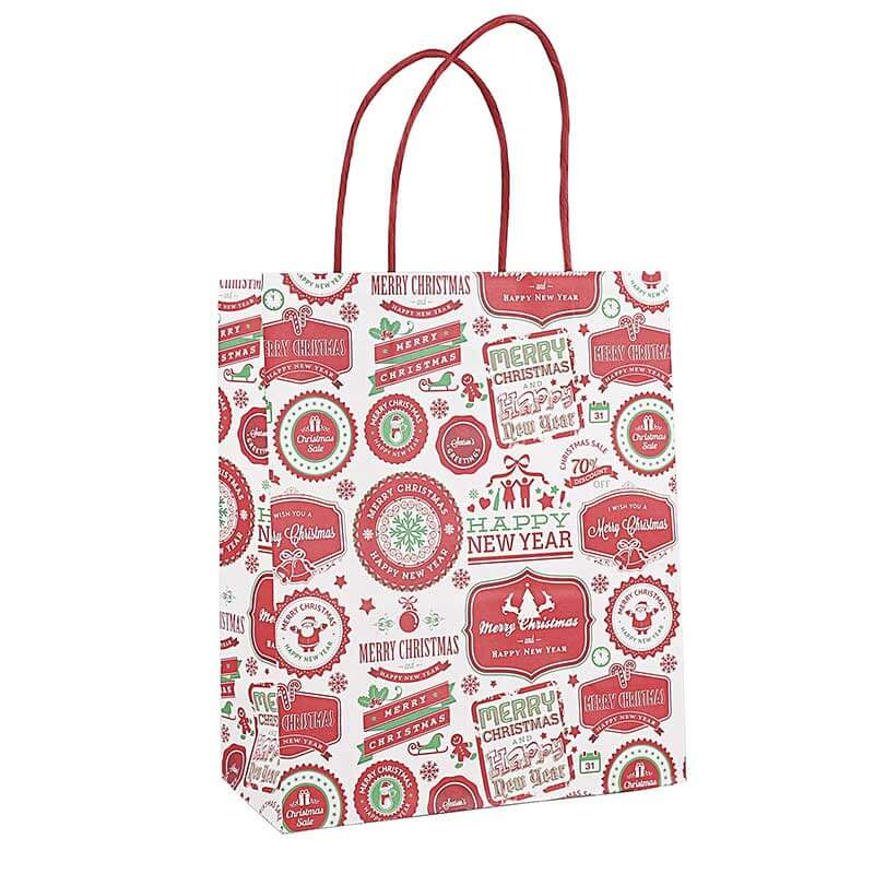 Holiday Valentines Christmas Paper Bags (5)