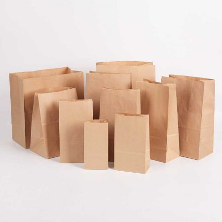 Paper Cookies Biscuit Candy Food Bags (2)