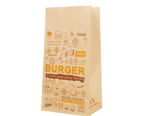 Paper Cookies Biscuit Candy Food Bags (6)
