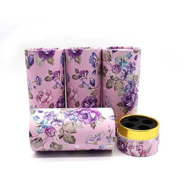 Paper Perfume Cream Cosmetic Tube Boxes (1)
