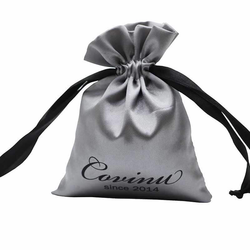 Printed Custom Jewellery Pouches with Logo-1