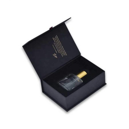 Printed Paper Perfume Boxes with Logo-1
