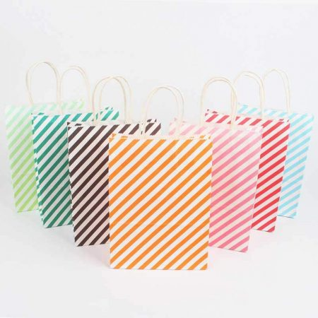 Printing Colored Wrapping Paper Bags (7)