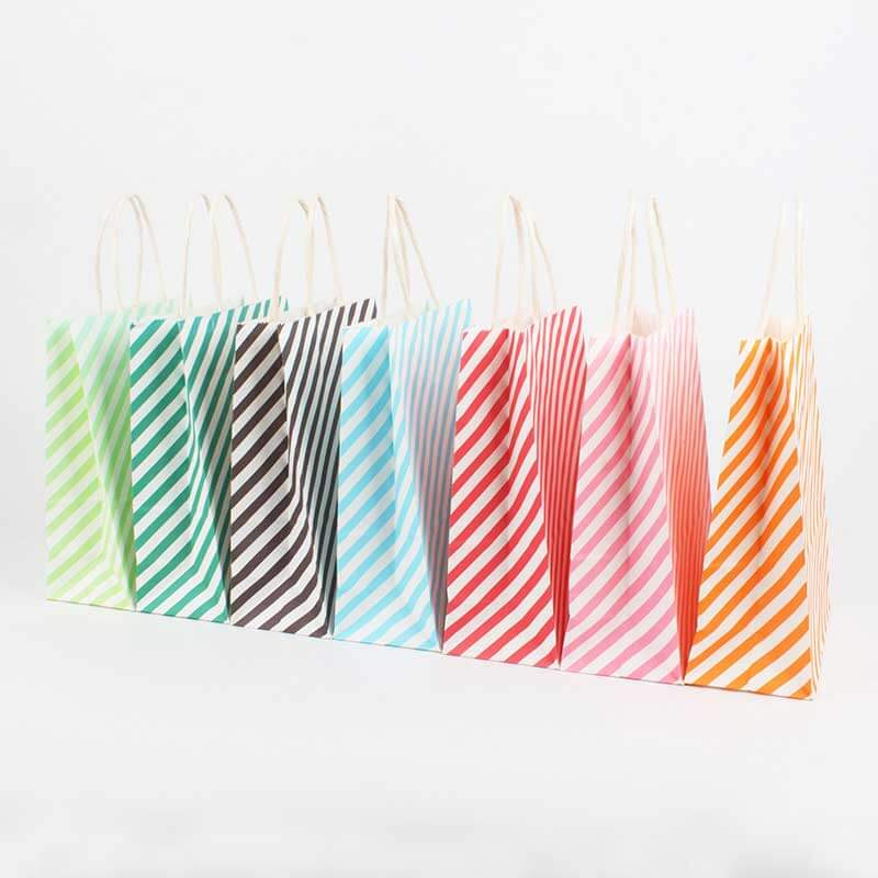 Printing Colored Wrapping Paper Bags (8)