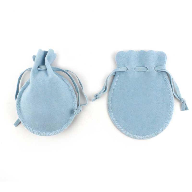 Small Velour Velvet Bags for Jewelry-4