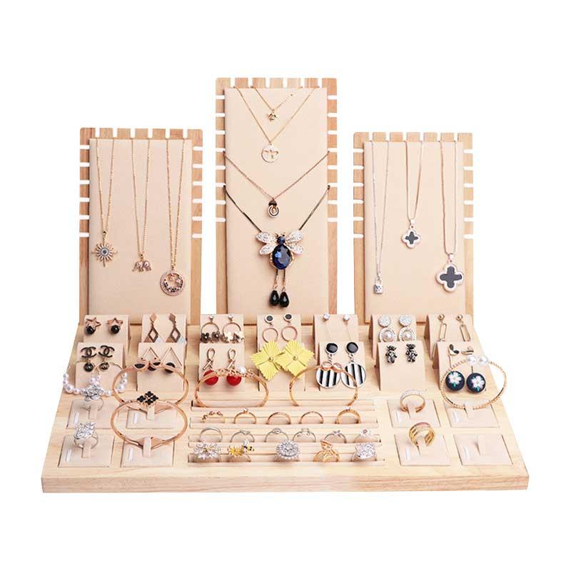 Custom Jewellery Jewelry Display Cards Board-2