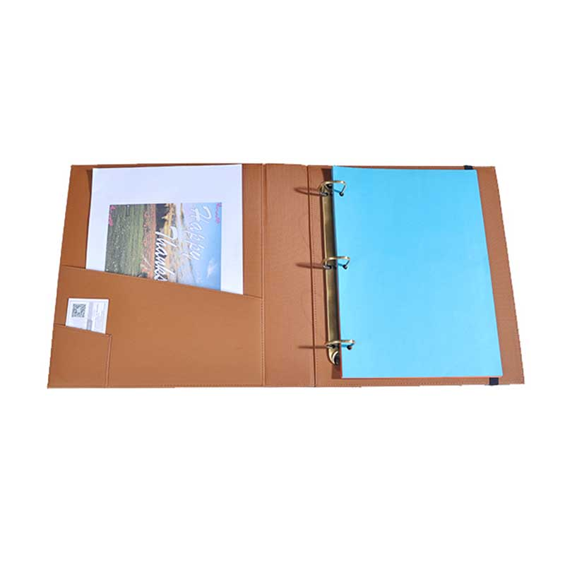 Custom Office School Supplies Binders-1