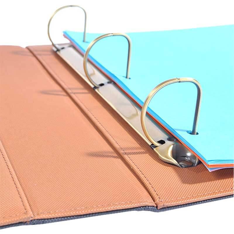 Custom Office School Supplies Binders-3