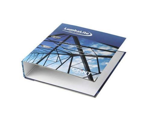 Custom Printed Presentation Binders Bulk-1