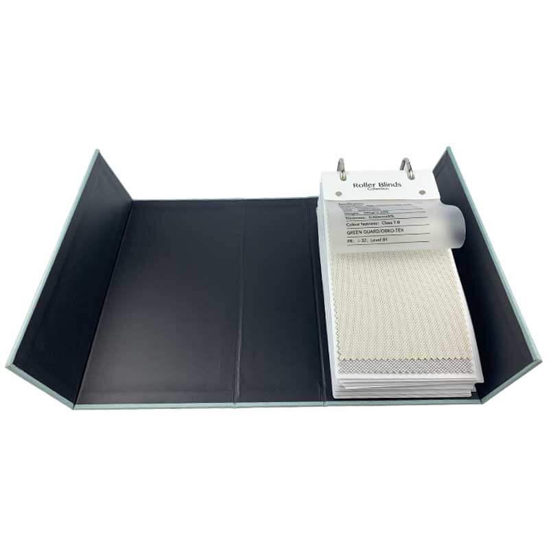 Custom Printed Products Sample Binders-1