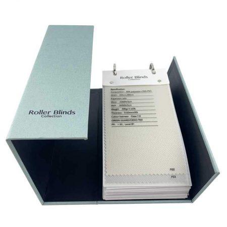 Custom Printed Products Sample Binders-5